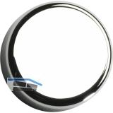HETTICH Glastür-Zierkappe rund, Kunststoff hochglanz verchromt, 40341