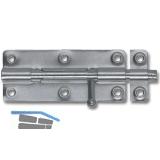 Grendelriegel Standard, 100 mm, Stahl verzinkt