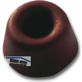 SECOTEC Gummipuffer 20mm rot SB-2 BL1