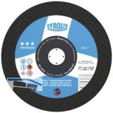 TYROLIT Trennscheibe gekröpft Premium*** 115 x 2.5 mm 2in1 Form 42