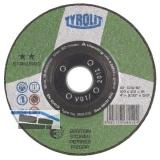 TYROLIT Trennscheibe gekröpft Standard**115 x 2.5 mm Gestein Form 42