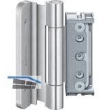 Türband BAKA Protect 4010 3D FD MSTS m. Stiftsich. 1 Satz= 3 Stk. Edelstahl