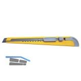 KDS HI Cutter mit 9 mm Abbrechklinge und Metallgehäuse