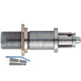 HOPPE Befestigungszubehör Nr.1 - einseitig,unsicht.,BS-106/B,36-41mm,Stahl verz.