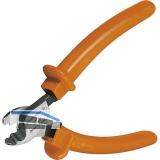 WEIDMÜLLER Kabelschneider KT 8 Länge 165 mm für Kabeldurchmesser 8 mm