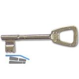 Keilbartschlüssel EWG, Sperre 110, vernickelt