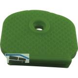 Kennkappe für Zylinderschlüssel Kunststoff hellgrün