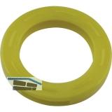 Kennring für Zylinderschlüssel mittel DM 25 mm, Kunststoff gelb