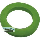Kennring für Zylinderschlüssel mittel DM 25 mm, Kunststoff hellgrün