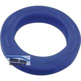 Kennringe groß für Zylinderschlüssel 29mm, Kunststoff dunkelblau