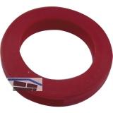 Kennringe groß für Zylinderschlüssel 29mm, Kunststoff rot