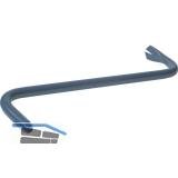 STUBAI Kistenöffner aus Werkzeugstahlt S-Form Länge 320 mm