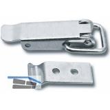 Kistenverschluss Breite 23 mm, L 55 mm, verzinkt