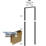 Klammern KBS-A2 Länge 100 mm (1600 St)