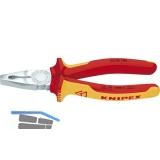 KNIPEX VDE-Kombizange DIN 5746 Länge 160 mm