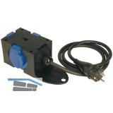 Kompaktverteiler St.Anton H07RN-F 3G1,5 3 x 250 Volt IP44