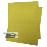 STARCKE Korundpapier (Schmirgelpapier)  230 x 280 mm Korn 60