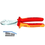 KNIPEX VDE-Kraft-Seitenschneider DIN 5749 Länge 160 mm