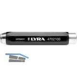 LYRA Kreidehalter 6-kant ø 9,5-10 mm aus Kunststoff