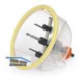 Kreisschneider BHC verstellbar für Kreisschnitte von 40 - 125 mm im Koffer
