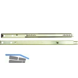 VAUTH-SAGEL Kugelauszüge Länge 450 mm, Stahl verzinkt