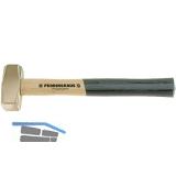 PEDDINGHAUS Kupferhammer 1000 g mit Hickory Stiel