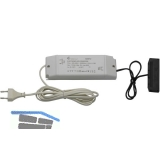 LED-Netzgerät NG40, 12 V/DC, 10-fach Verteiler, Leistung 60 W