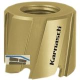 HSS-M2-Lochsäge Mini Cut Tin-Gold beschichtet Bohr ø 10 mm