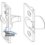 MACO Anpressverschluss, Flügel- und Rahmenteil, 4 mm Falzluft (10928)