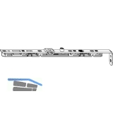 MACO Dreh-/Kippbandstulp fix Multi Power, FFB 255-1400, 150kg (217729)