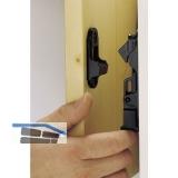 Ladenhalter Rustico für Türen selbstarretierend, Mauerabstand 25 mm (14248)