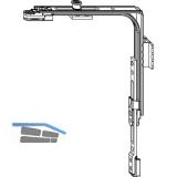 MACO MM Eckumlenkung für SFG 2-flg, Drehfenster, 1iS und Schließteil (209611)