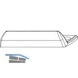MACO SKB-SE/Z Rastplattengarnitur, Falzluft 12 mm, Eurofalz 18 mm (455711)