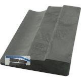 Gummiabdeckung für Türschwelle TRANSIT 58 - 76, Gummi schwarz