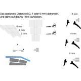 Unterlage für Flügeldichtung für TRANSIT