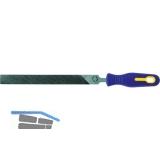 BLU-DAN Mehrzweckfeile kombiniert 1/2-schlicht/Sägefeilenhieb 200 mm