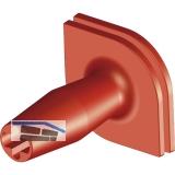 GEDORE Meißelhandschutz PVC Ellipsenform