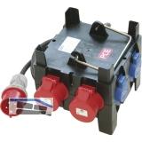 Mobilverteiler Imst tragbar H07RN-F 5G2,5 5x250V/2x400V IP44