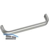 Griff Ansar LA 160 mm, Breite 168 mm, Aluminium natur eloxiert