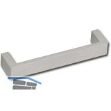 Griff Atria LA 128 mm, Breite 138 mm, Höhe 20 mm, Aluminium natur eloxiert