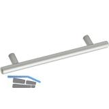 Griff Adora ø 12 mm, LA  96 mm, Breite 146 mm, Aluminium natur eloxiert