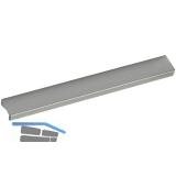Griff Ainos LA 128 mm, Breite 178 mm, Aluminium natur eloxiert