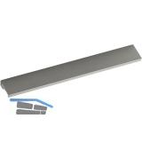 Griff Aine LA 128 mm, Breite 149 mm, Aluminium matt nickel lackiert