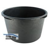 Mörteltrog aus PVC Inhalt 65 Liter Runde Ausführung