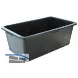 Mörteltrog aus PVC Inhalt 65 Liter Basic Ausführung mit 2 Tragegriffen