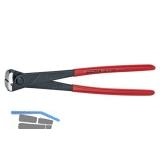 KNIPEX Kraft-Monierzange DIN9242 Kst-Griff hoch übersetzt Länge 300 mm