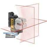 DEWALT Multilinien Laser DW 089 K IP54