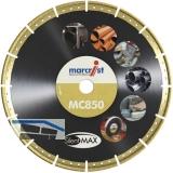 MARCRIST Diamant-Trennscheibe Multi-Cutter MC850 SilentMax 125 x 22,2 mm