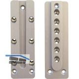 PITZL Holzverbinder HVP 40x130x 12 Aluminium eloxiert