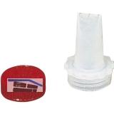 Ersatzdüse Form C zu Plastik Leimspritze mit Breitdüse 13 mm
